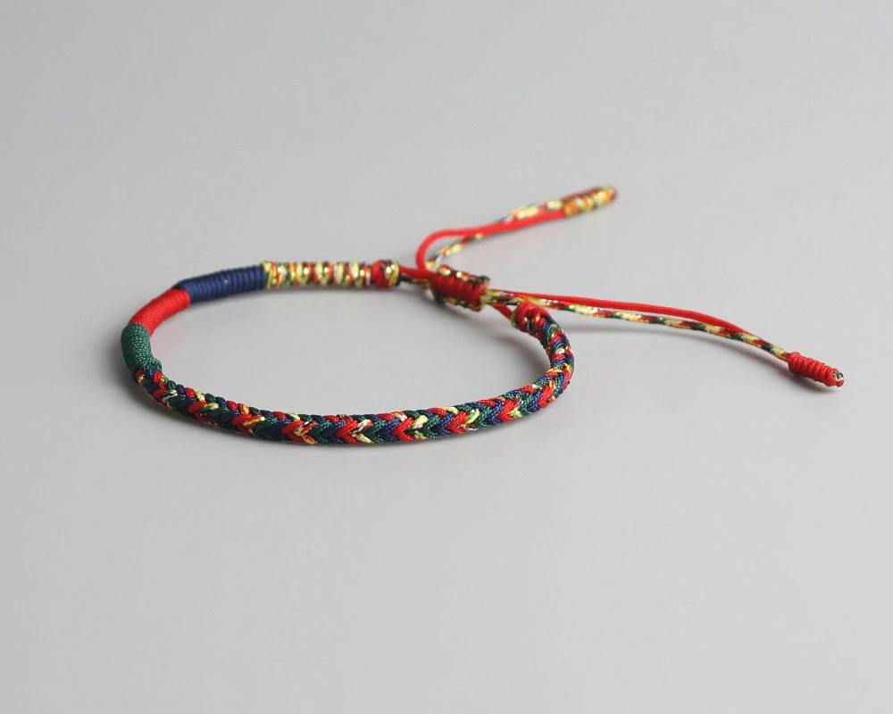 meilleur pas cher 16614 ee444 Bracelet Porte Bonheur Thailandais